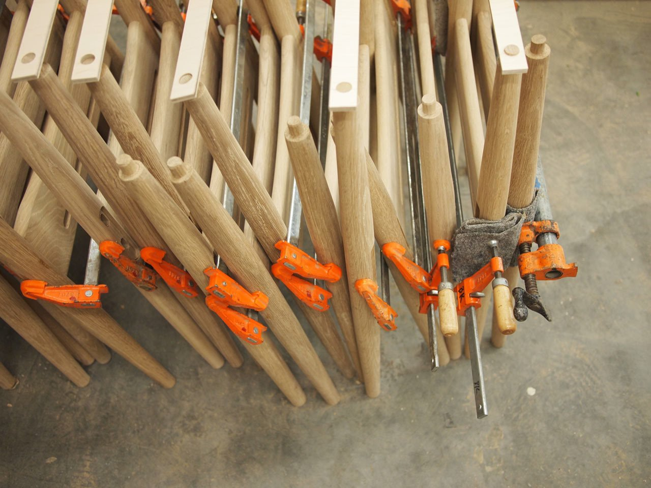 Photo 7 of 15 in How Phloem Studio Makes their Captain's Chair