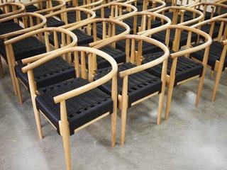 How Phloem Studio Makes their Captain's Chair - Photo 14 of 14 -