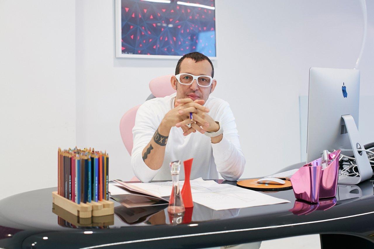 Photo 19 of 21 in Where I Work: Karim Rashid