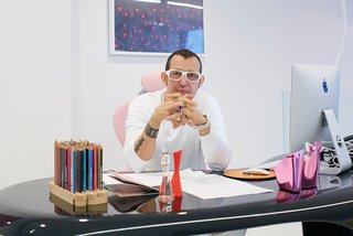 Where I Work: Karim Rashid - Photo 18 of 20 -