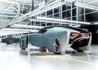 The Rolls-Royce 103EX Envisions the Brand's Next 100 Years - Photo 6 of 9 -