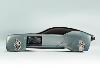 The Rolls-Royce 103EX Envisions the Brand's Next 100 Years