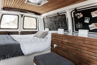 A Used Cargo Van Becomes a Mobile Studio - Photo 6 of 14 -