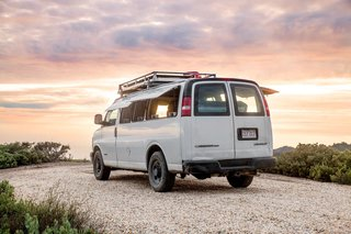 A Used Cargo Van Becomes a Mobile Studio - Photo 11 of 14 -