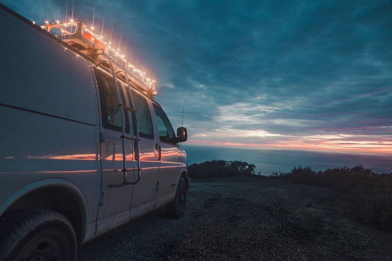 Cargo Van Exterior