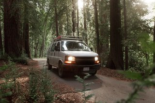 A Used Cargo Van Becomes a Mobile Studio - Photo 13 of 14 -