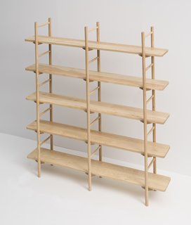Brother Shelf by Studio Tolvanen