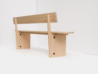 Bench by Studio Gorm