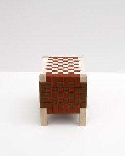Woven Stool by Ladies & Gentlemen
