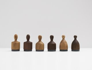 Brethren Doorstops by Gabriel Tan