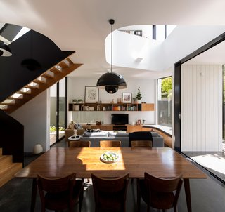 Unfurled House By Christopher Polly Architect - Photo 8 of 21 -