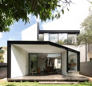Unfurled House By Christopher Polly Architect - Photo 7 of 21 -