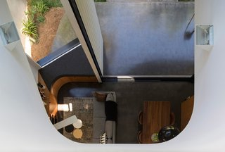 Unfurled House By Christopher Polly Architect - Photo 16 of 21 -