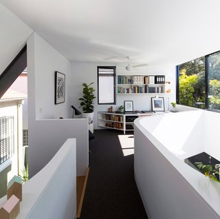 Unfurled House By Christopher Polly Architect - Photo 15 of 21 -