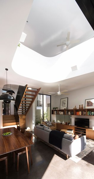 Photo 13 of 22 in Unfurled House By Christopher Polly Architect