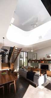 Unfurled House By Christopher Polly Architect - Photo 12 of 21 -