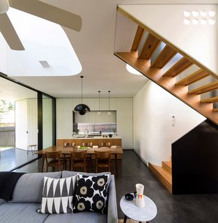 Unfurled House By Christopher Polly Architect - Photo 10 of 21 -