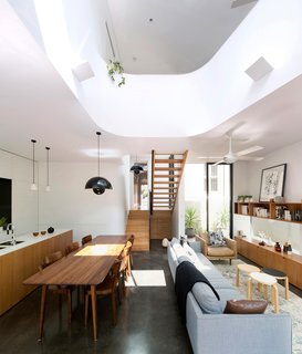 Unfurled House By Christopher Polly Architect - Photo 9 of 21 -