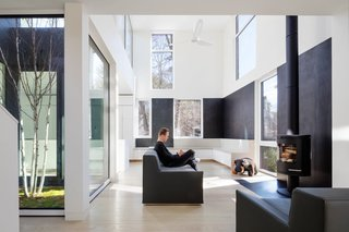 Weather Steel Home By Merge Architects - Photo 6 of 13 -