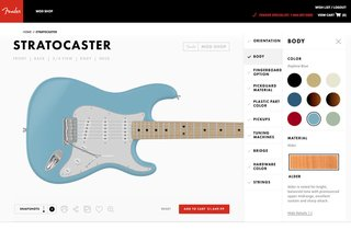Fender's Mod Shop Lets You Build Your Own Modern Classic - Photo 3 of 18 -