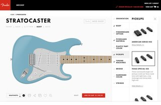 Fender's Mod Shop Lets You Build Your Own Modern Classic - Photo 5 of 18 -