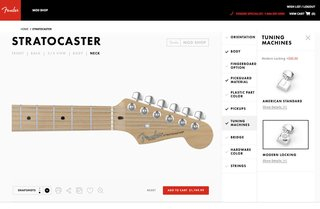 Fender's Mod Shop Lets You Build Your Own Modern Classic - Photo 4 of 18 -