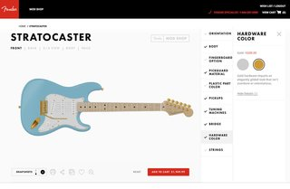 Fender's Mod Shop Lets You Build Your Own Modern Classic - Photo 6 of 18 -