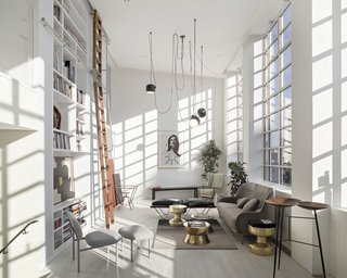 Modern Lofts We'd Love to Call Home