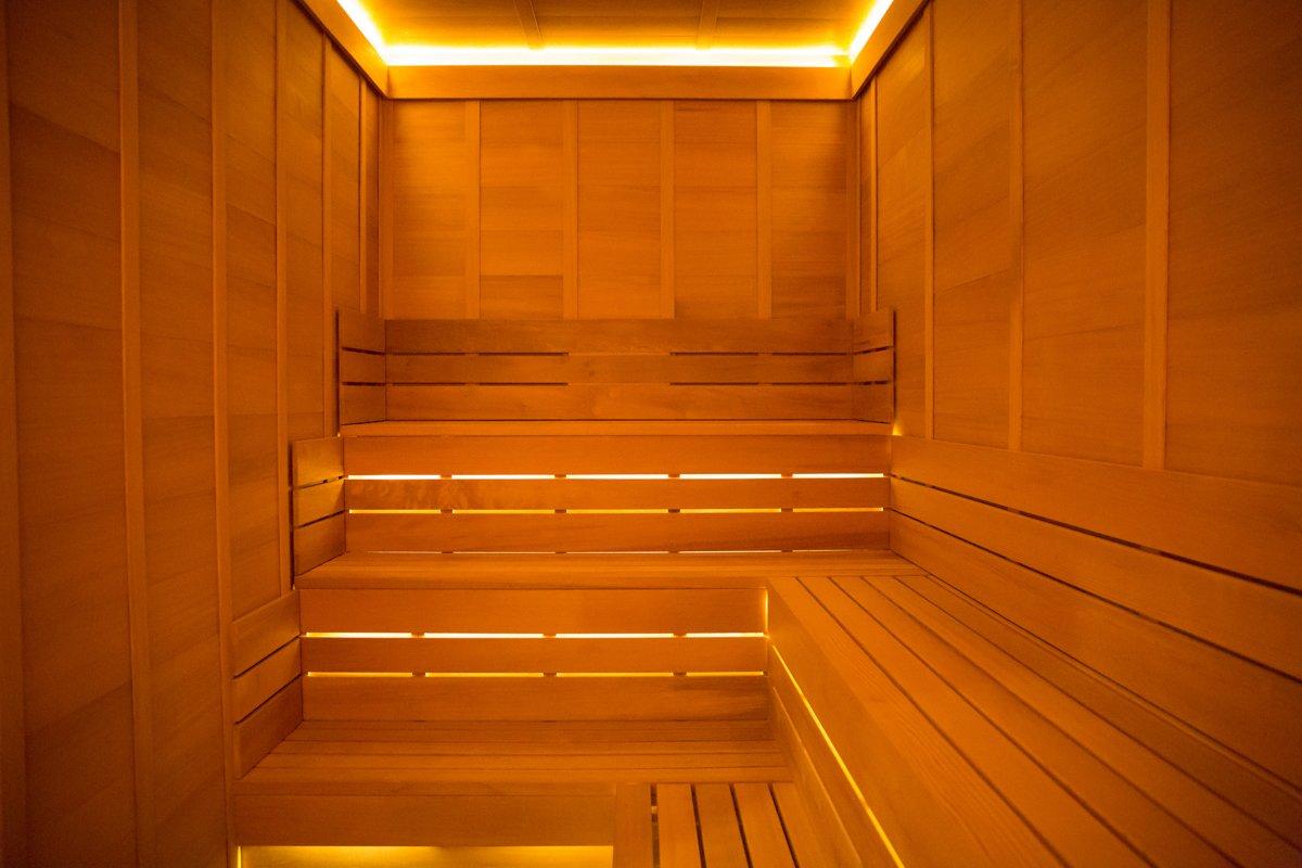 Photo 12 of 14 in Former Auto Body Shop Transformed Into Zen Bathhouse