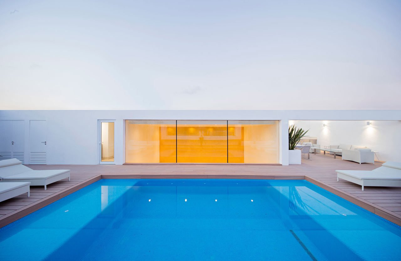 Photo 22 of 23 in Domus Aurea: A Modern, Mexican Residence with Mountain Views