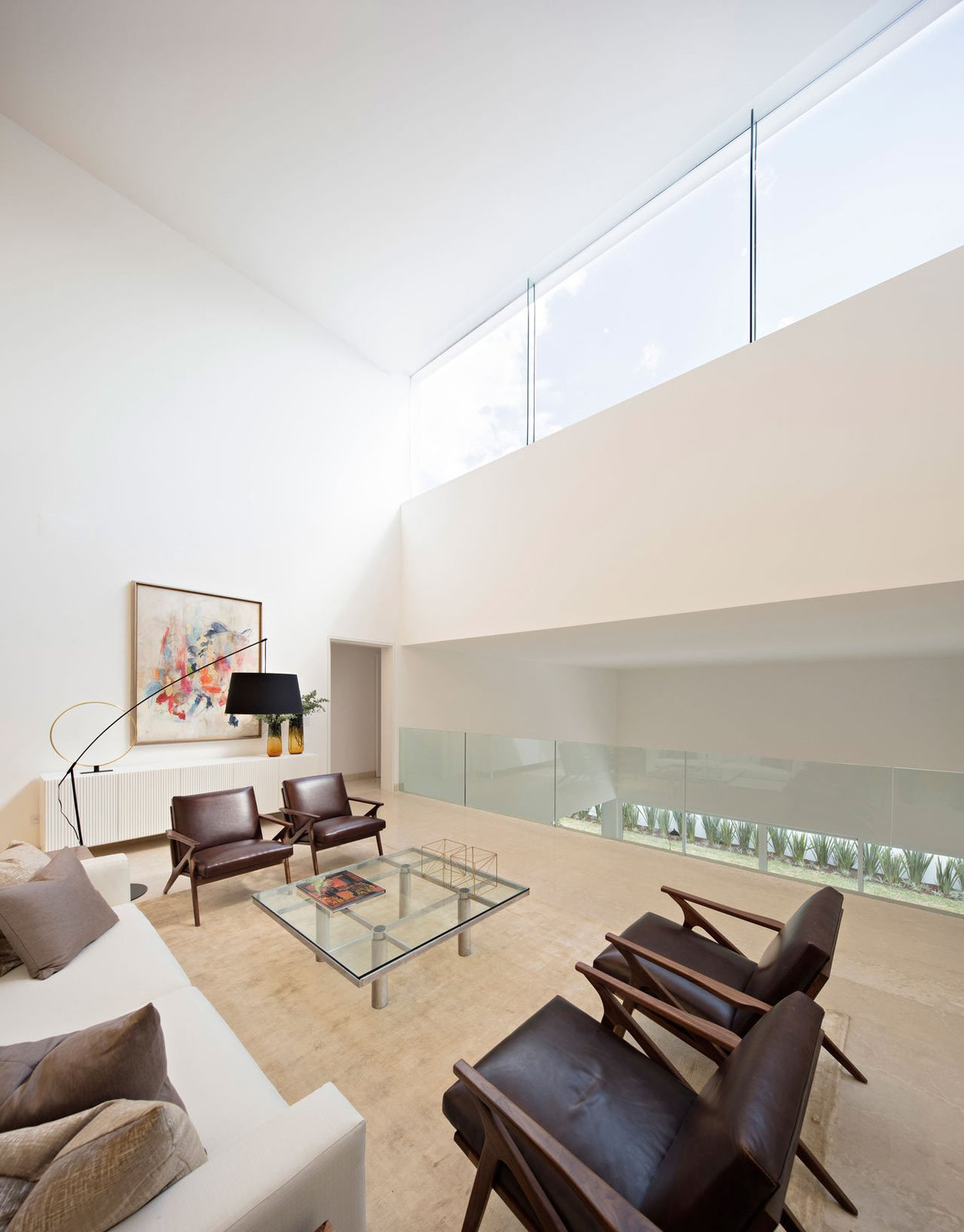 Photo 14 of 23 in Domus Aurea: A Modern, Mexican Residence with Mountain Views
