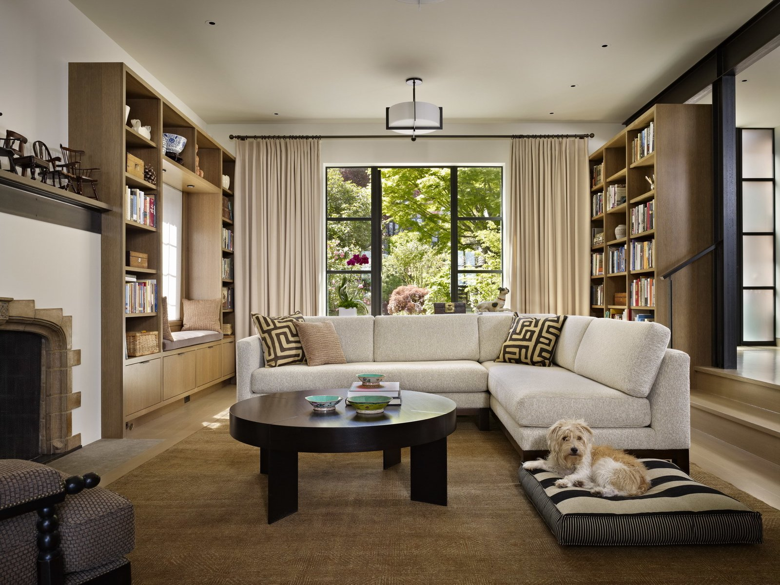 Book House by DeForest Architects