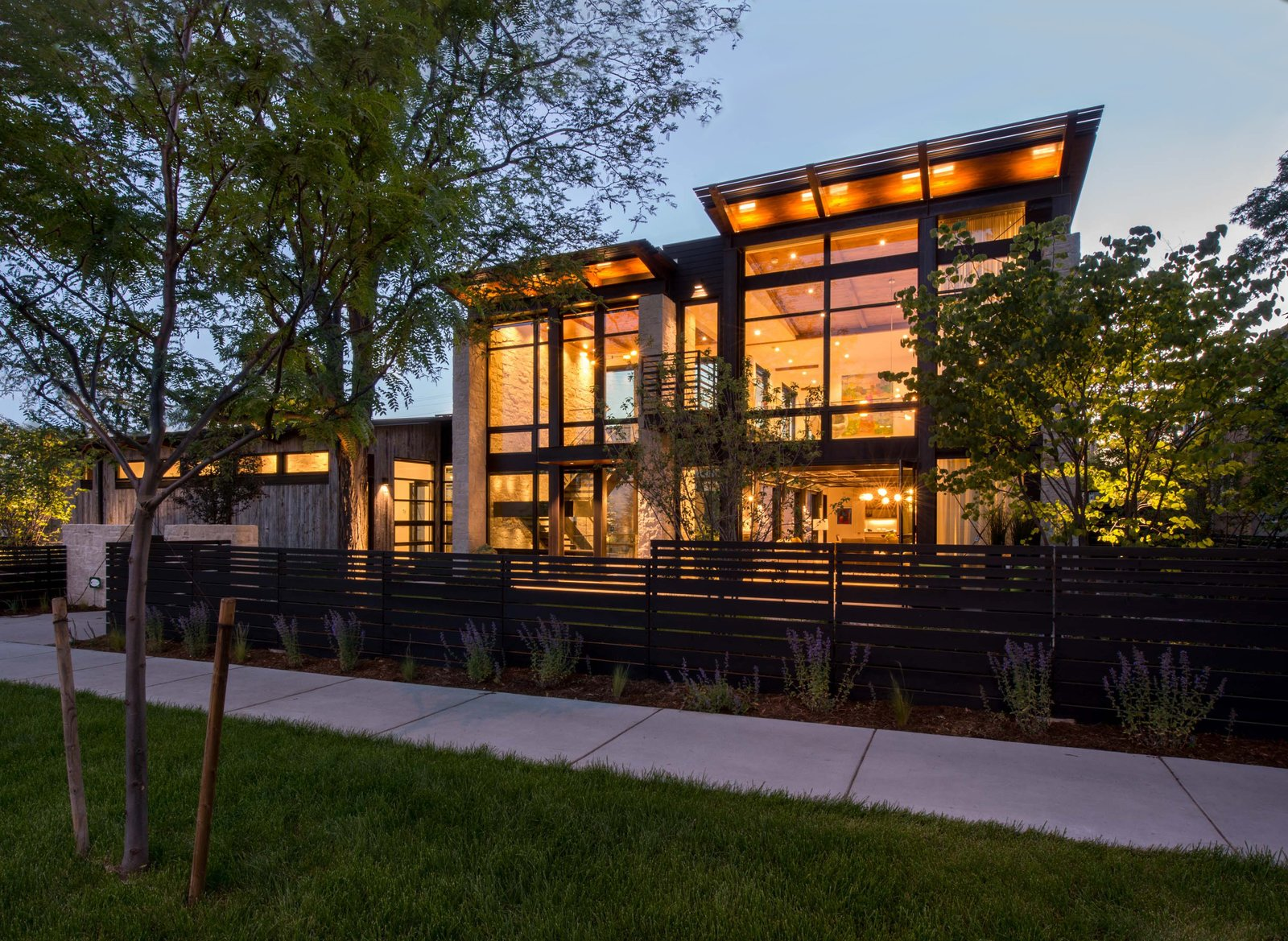 Cherry Creek Modern Home In Denver Colorado By Surround Architecture On Dwell