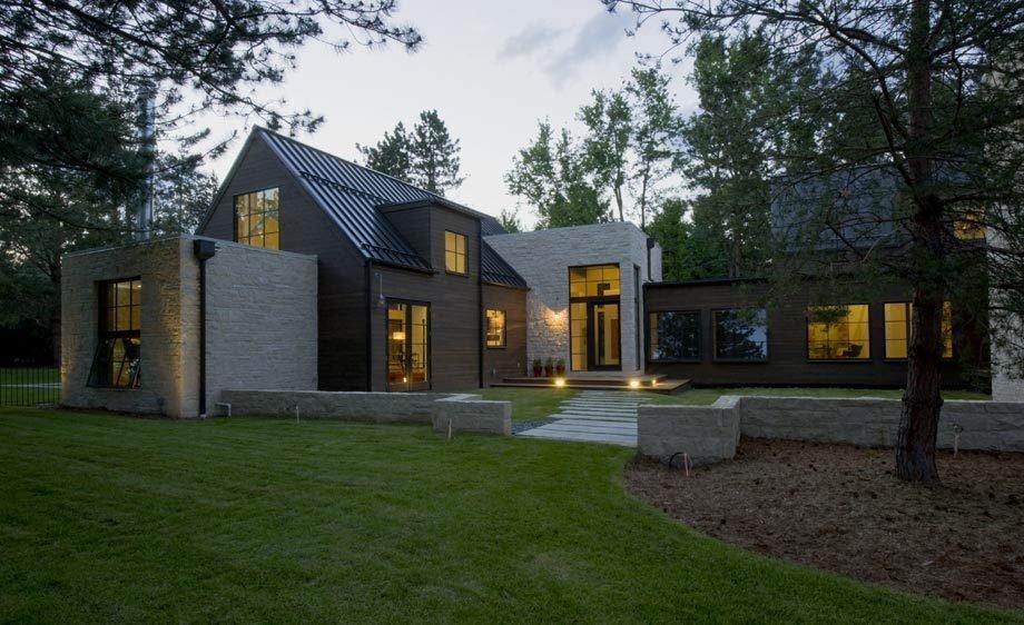 Folly Farm Modern Home In Boulder Colorado By Surround