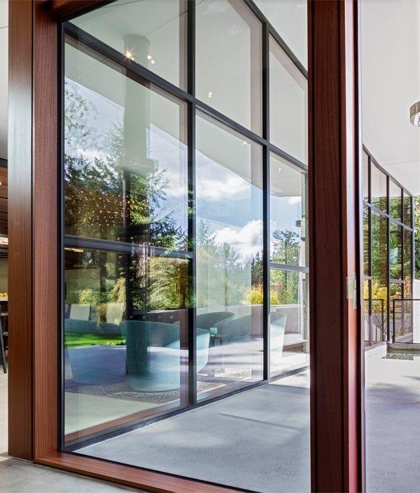 Windows, Picture Window Type, Wood, and Metal  Quantum Clad Windows & Doors