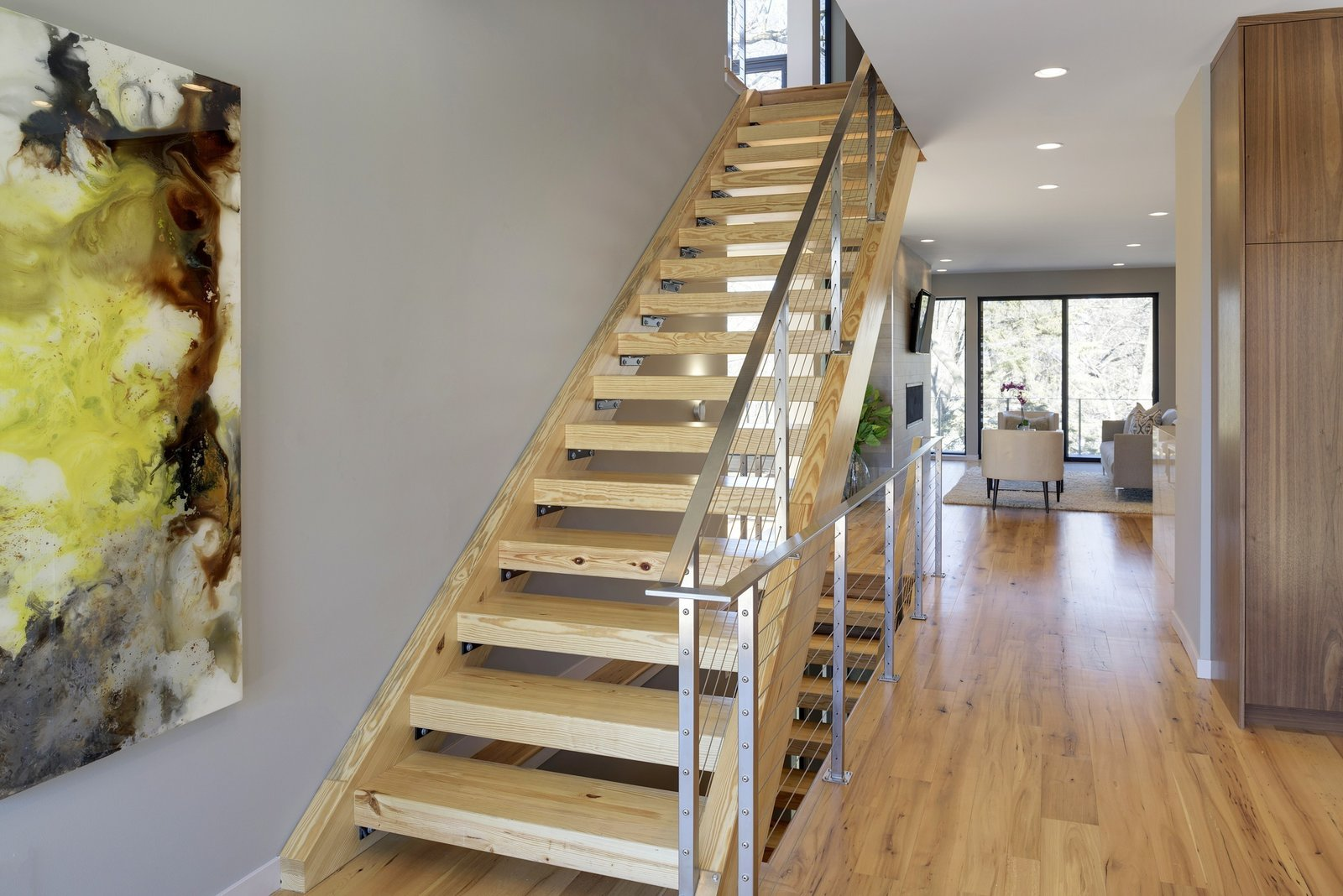 """Photo 2 of 11 in Minneapolis Modern """"Dream Home"""" Built by Sustainable 9 Design + Build"""