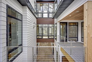 """Minneapolis Modern """"Dream Home"""" Built by Sustainable 9 Design + Build - Photo 8 of 10 -"""
