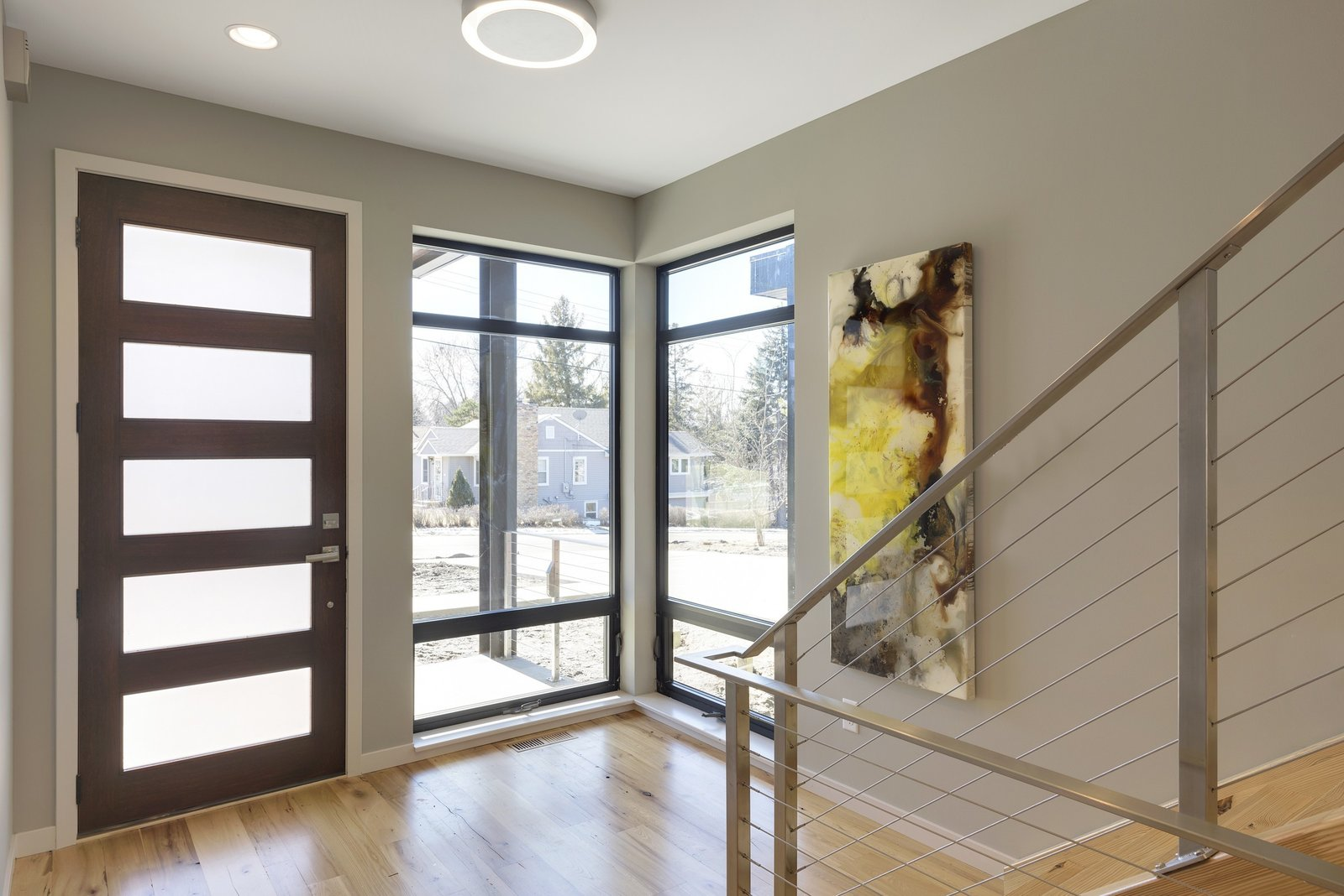 """Photo 4 of 11 in Minneapolis Modern """"Dream Home"""" Built by Sustainable 9 Design + Build"""