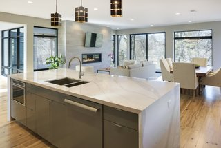 """Minneapolis Modern """"Dream Home"""" Built by Sustainable 9 Design + Build - Photo 2 of 10 -"""