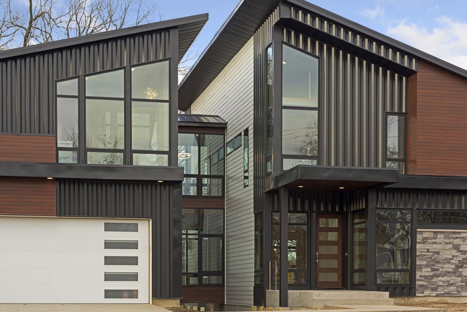 "Photo 10 of 11 in Minneapolis Modern ""Dream Home"" Built by Sustainable 9 Design + Build"