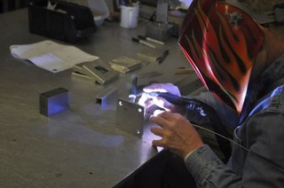 Now That's A Gorgeous Weld! - Photo 7 of 7 -
