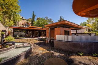 Collaborative Completion of a Mid Century Modern Home 48 Years Later