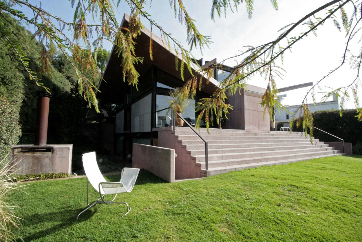 Casa Lau by Serrano Monjaraz Arquitectos