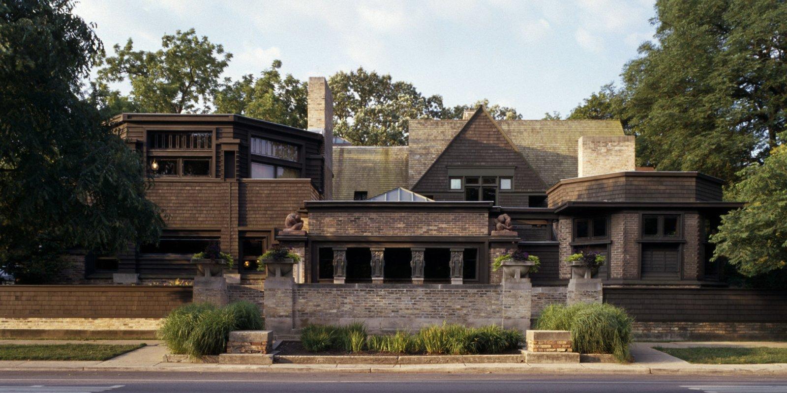 Modern Master: Frank Lloyd Wright from Frank Lloyd Wright at 150
