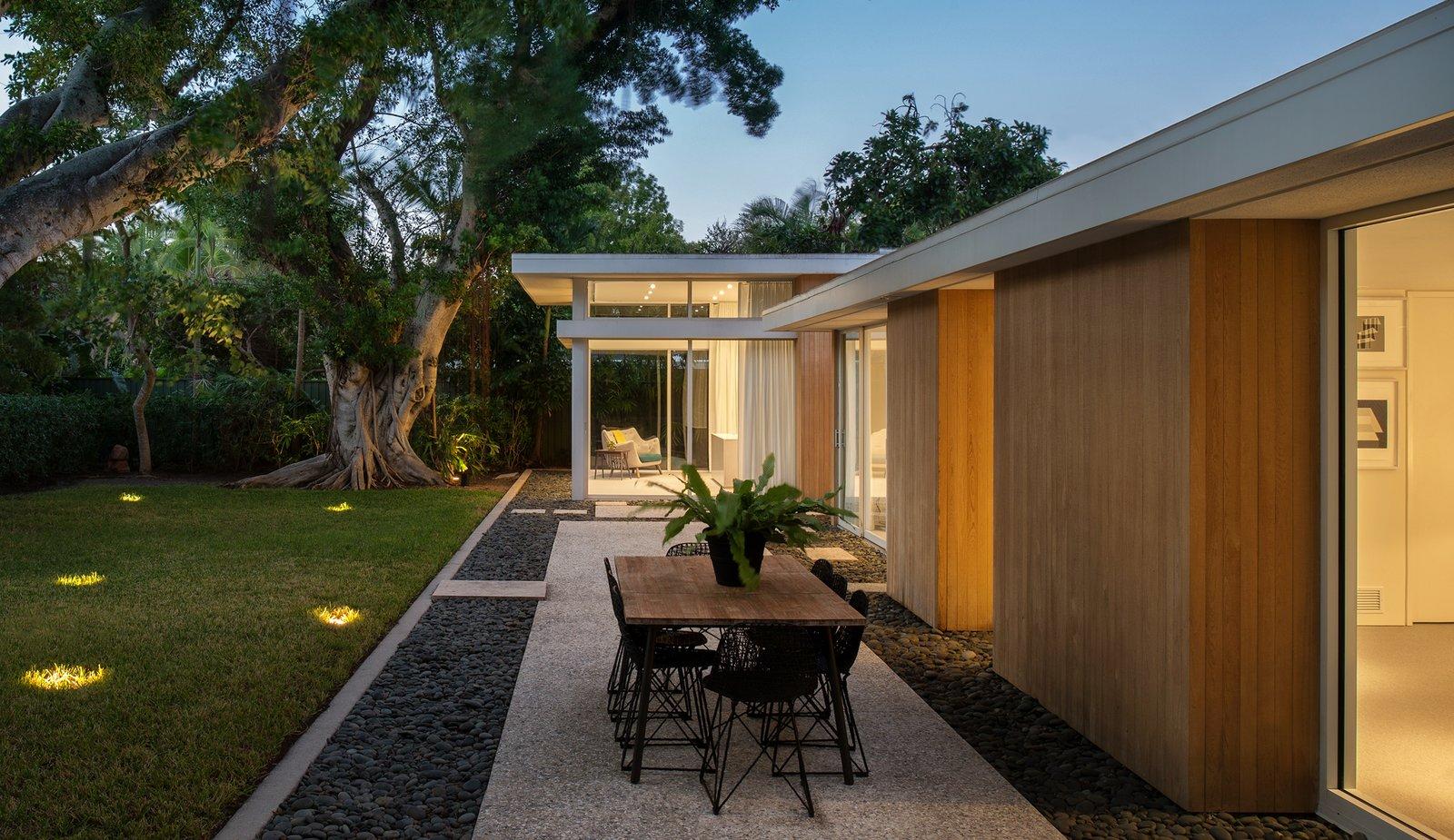 The Pavilion House by Seamus Payne