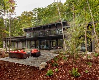 Muskoka-style luxury home