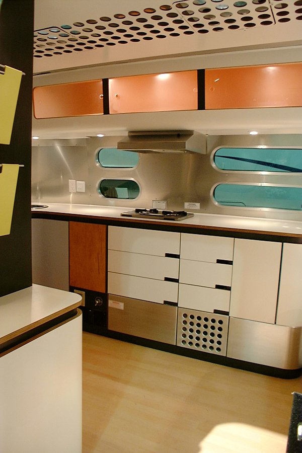 Airstream Bambi prototype  Photo 5 of 8 in Airstream: Re-designing an American icon