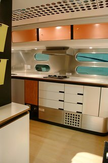 Airstream: Re-designing an American icon - Photo 4 of 7 - Airstream Bambi prototype.