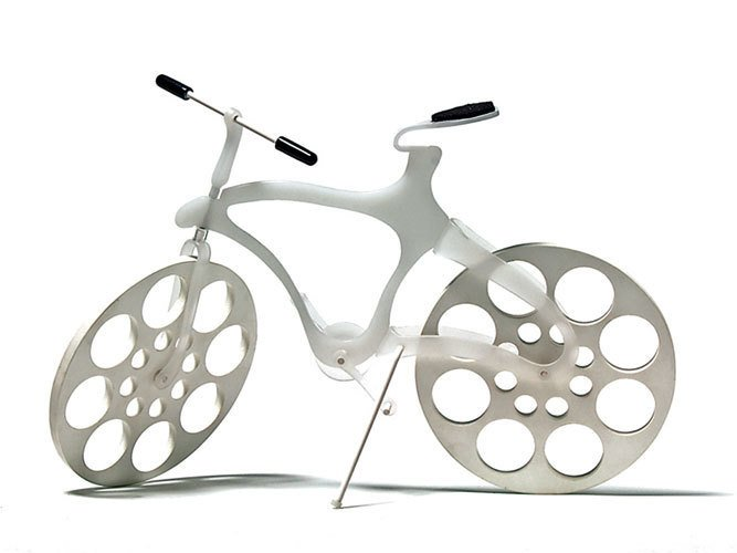 Bicycle, Bicycle from Luigi Colani  - Bio Designer