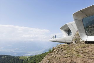 Reinhold Messner: A Man and His Museums